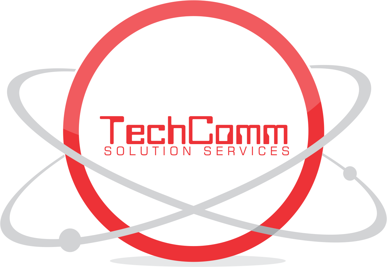 TechComm Solution Services Logo